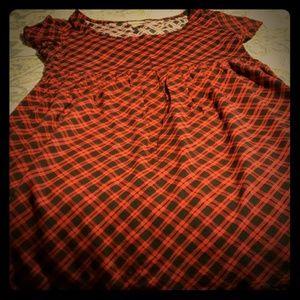 Baby Doll Dress sz XS